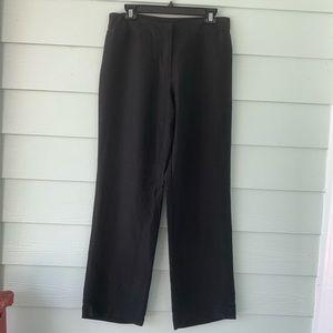 "Eileen Fisher Silk Pants (long 33"" inseam)"